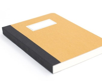 Blank note book -2 colors
