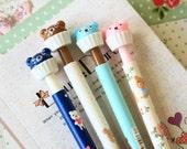 Cupcake Bear cartoon Mechanical Pencil