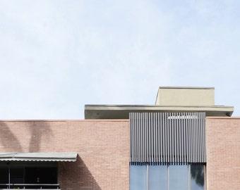 Los Angeles Mid Century  Hollywood MCM Modern Minimal Architectural Decor