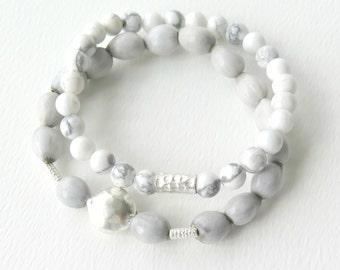 African Imfibinga Hill Tribe Beadwork Bracelet - Stephanie Drapeau - Day 5 Bracelet Set - As Seen on TV