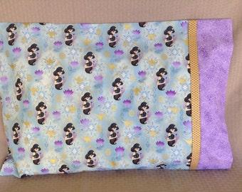 Princess Jasmine Standard Pillowcase