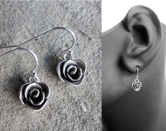 Rosebud Earring