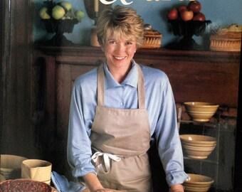 Pies & Tarts Cookbook Martha Stewart paper 1985