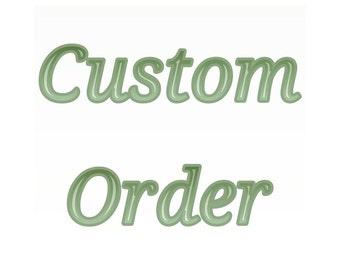 Custom listing for Yourkeys5