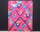 16 x 20 Shopkins Bags of Fun Memory Board