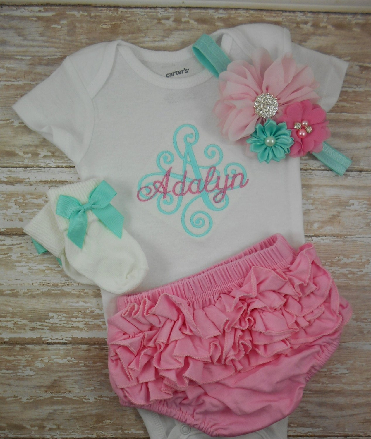 Baby Girl Coming Home Outfit Newborn Baby Girl Outfit Baby