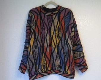 COOGI sweater large