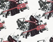 Star Wars The Force Awakens Imperial - Camelot Cottons - 1 yard - More Available - BTY