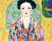 Master Study Gustav Klimt Print