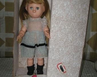 Vintage Poor Pitiful Pearl Doll Original Box Brookglad