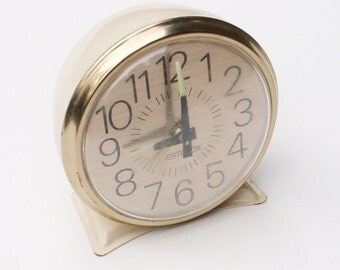 Westclox Wind Up Alarm Clock