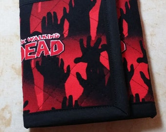 The Walking Dead - Zombie Hands Quilted Wallet
