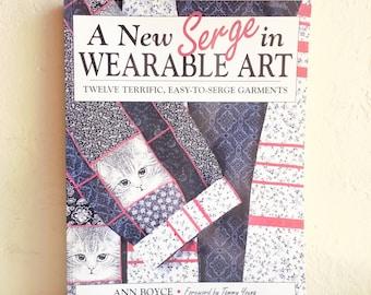 A New Serge In Wearable Art