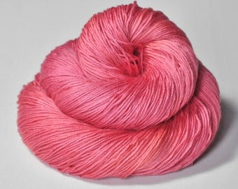 Artificial rose coral -  Silk/Cashmere Lace Yarn