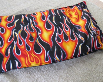 Flames Reusable Rice Heating Bag