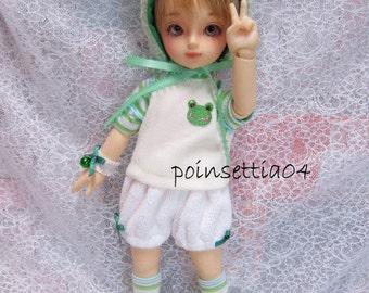 Super Dollfie Yo SD Frog Set