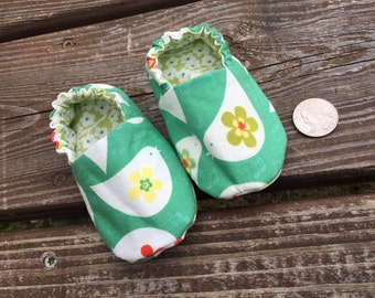 Soft Baby Shoe, Size 3-6 Months