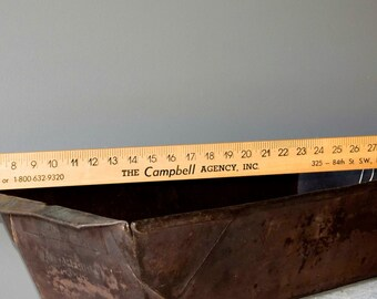 Vintage YARD Stick - Campbell Agency, Grand Rapids MI