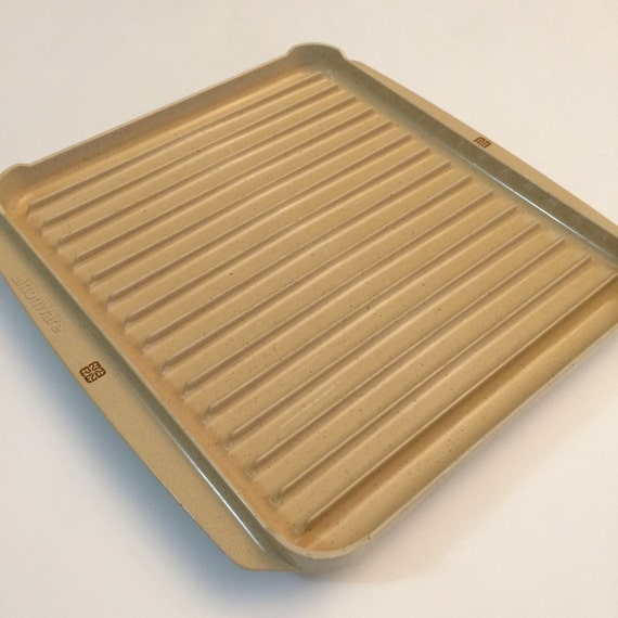 Vintage Littonware Microwave Cookware Bacon Tray Rack Or