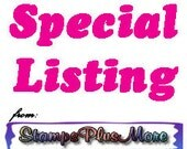 Special listing for my bearbowtique