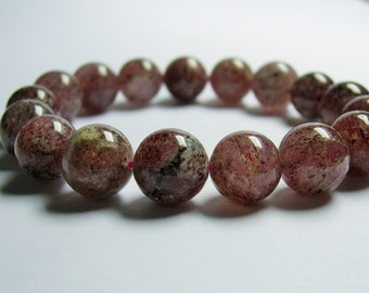 Lepidocrosite - 1 set - 17 beads - 12.5mm - 43 grams - LPS23