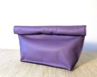 Genuine Leather Handmade Bag Clutch