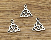 Triquetra Charms 10 Pack