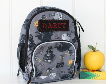 Mini Backpack Backpack Pottery Barn (Mini Size) -- Darth Vader