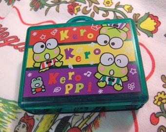 sanrio keroppi stamp kit