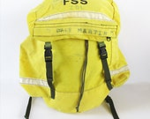 1980s U.S. Forest Service Firefighters Field Pack - Backpack - MOLLE System