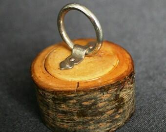Little treasure wood box