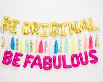 """Sale 16""""  CUSTOM NAME Balloons Balloon Kit Birthday Party Kids Letter Balloons Gold Silver Pink Blue Bridal Baby Shower Party Prop Hot Damn"""