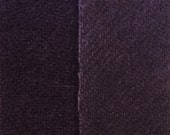 Licorice- hand dyed rug hooking wool fabric -  (1) Fat Quarter (2)  values available