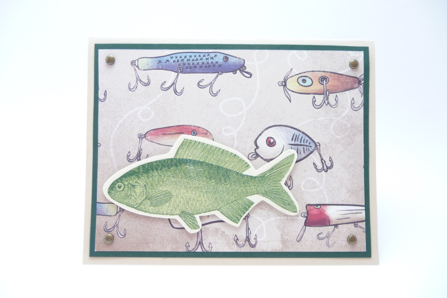 Happy father 39 s day card father 39 s day fishing card for for Father s day fishing card