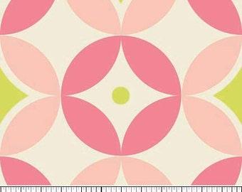 Sweet Nothings Pink Sweet Diamonds by Zoe Pearn Designs for Riley Blake, 1/2 yard