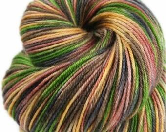 PICCOLO Superwash Merino/Cashmere/Nylon Variegated Fingering/Sock yarn