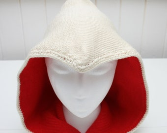 Assassin's Creed Cowl Knitted Cosplay