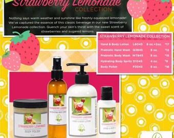 Sale! Strawberry Lemonade Products