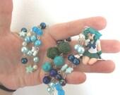 Sailor Moon Necklace - Sailor NEPTUNE - Outer Scout Gear