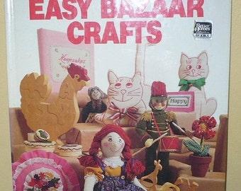 Save 10% Easy Bazaar Crafts - Better Homes And Garden - 1981 - Hardcover