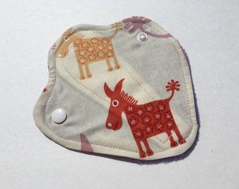 "Thong Liners Cotton Fleece 6"" Donkey"