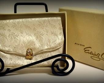 "Vintage Avon ""Evening Charm"" Clutch Purse"