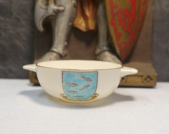 WH Goss Model of Highland Cuach or Whiskey Cup