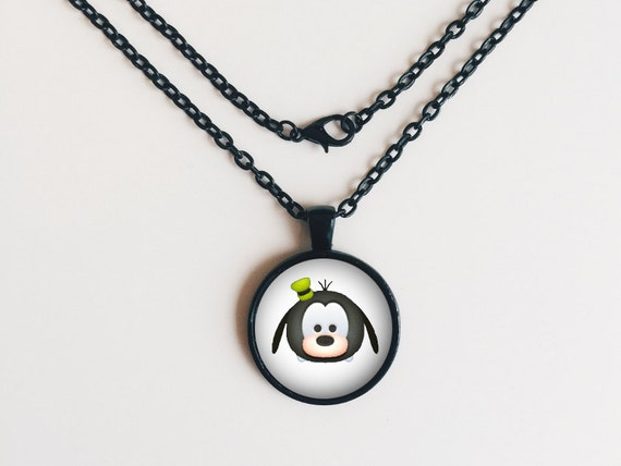 Goofy Tsum Tsum Necklace or Keychain