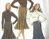Vogue 8296 Women's Skirt Pattern SZ 14-20