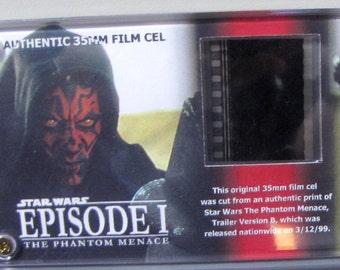 Star Wars Episode 1 Film Cel Number 1032