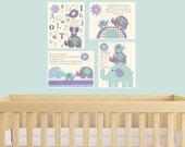 Girl Room Elephant Nurser...