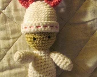 Crochet BHBD WeeBee Bunny Doll