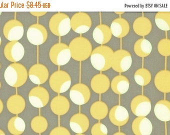 Fall Clearance Mustard Martini Fabric by Amy Butler - 1 Yard