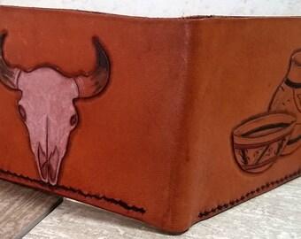 Southwestern Bi-fold wallet